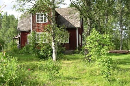 Idyllic house in the swedish countryside