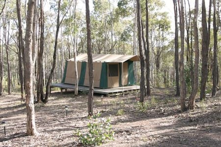 Acacia Ridge Bush Camp - Hargraves - Teltta