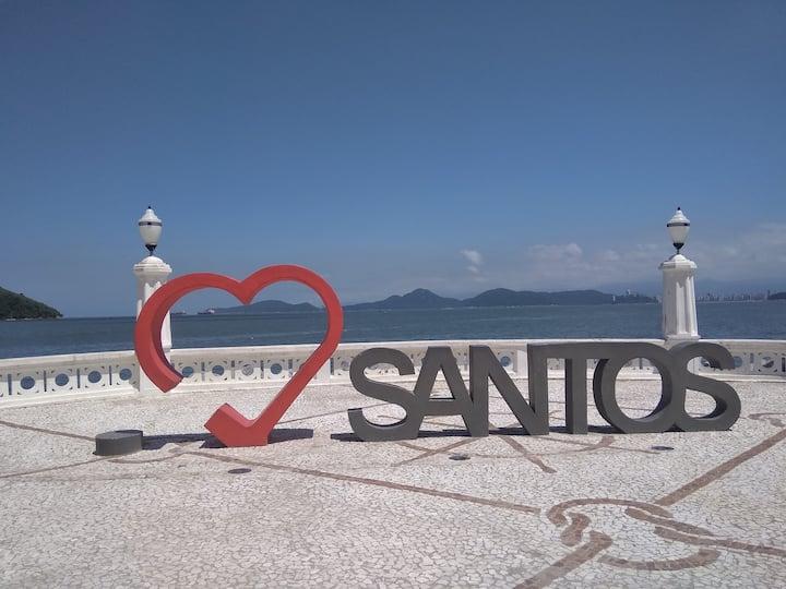 Ponta Da Praia*Wi-Fi+TV a cabo+Netflix+Ar Condic.