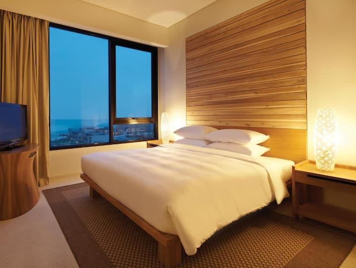 Hyatt Recency With One Bedroom + Great Seaview