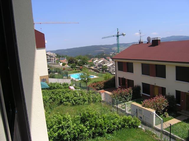Apartamento familiar en Muros de Nalón - Muros de Nalón - Apartamento