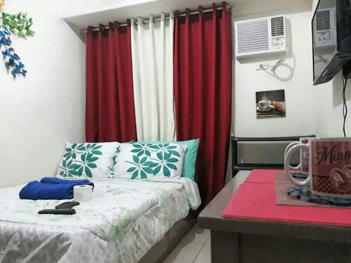 Edsa Shaw Staycation Relaxing Condo