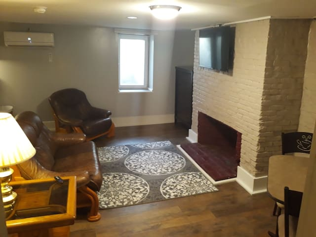 1st Armstrong row house Apt# 1B Historic Maysville