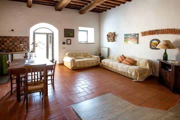 Podere Il Tigliolo - Appartamento Pienza - Province of Siena - Daire