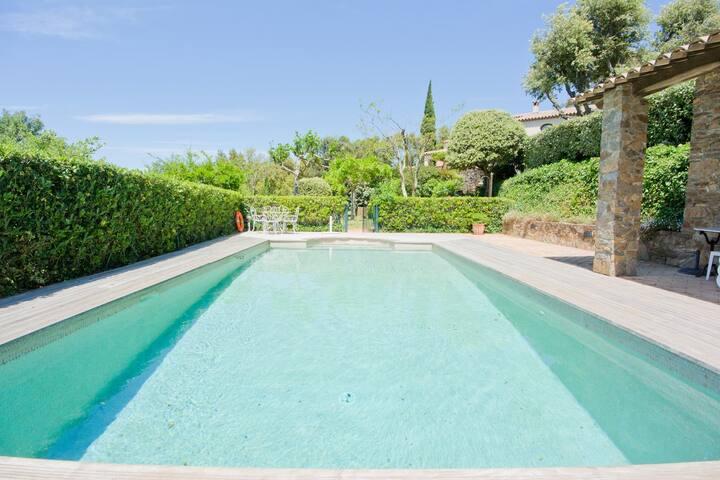Entire Villa with pool -  La Garde Freinet