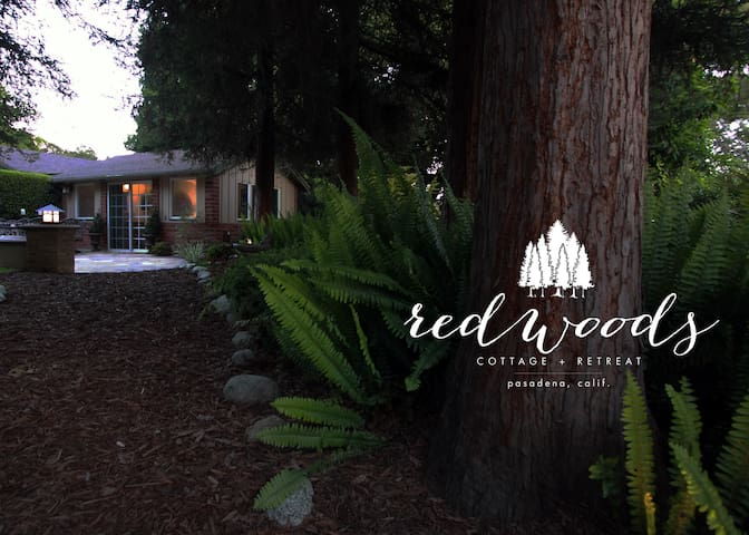 Redwoods Cottage + Retreat