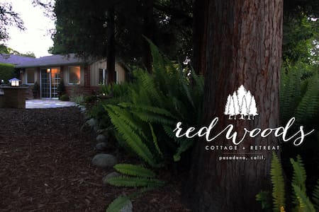 Redwoods Cottage + Retreat - House