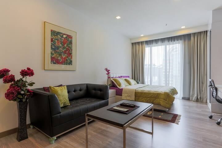 Perfect location #1 @Heart of KL City, Metro MRT