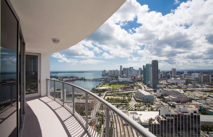 Miami Opera Tower Penthouse