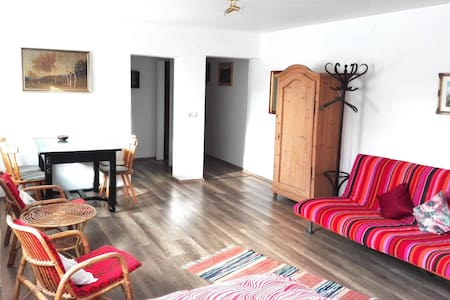 Apartm Fink (50 m2) - Paradise for a small Family! - Innsbruck - Lejlighed