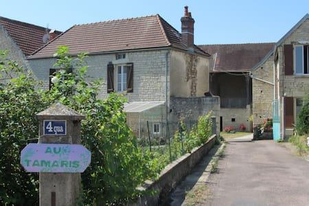 Chambre en ferme bourguignonne - 2 - Lézinnes - Gästhus