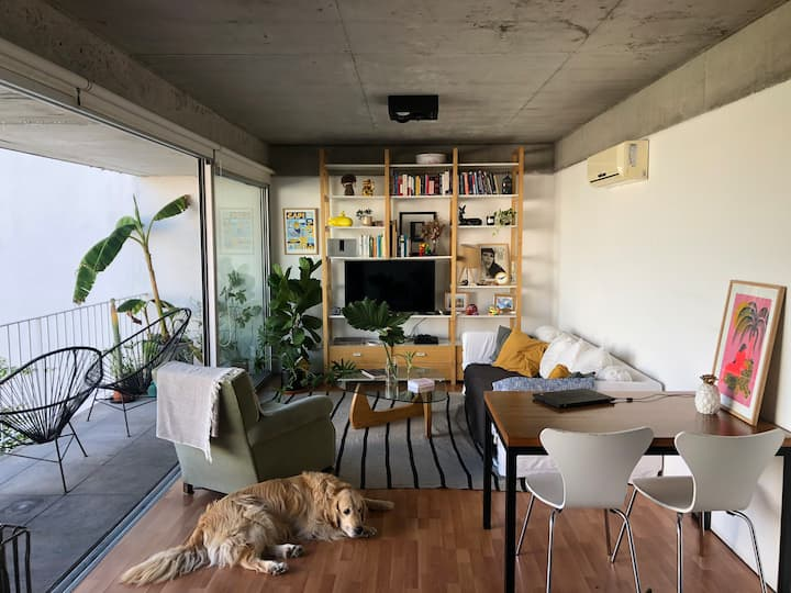 Amazing 1 bedroom apartment in DO-HO Villa Urquiza