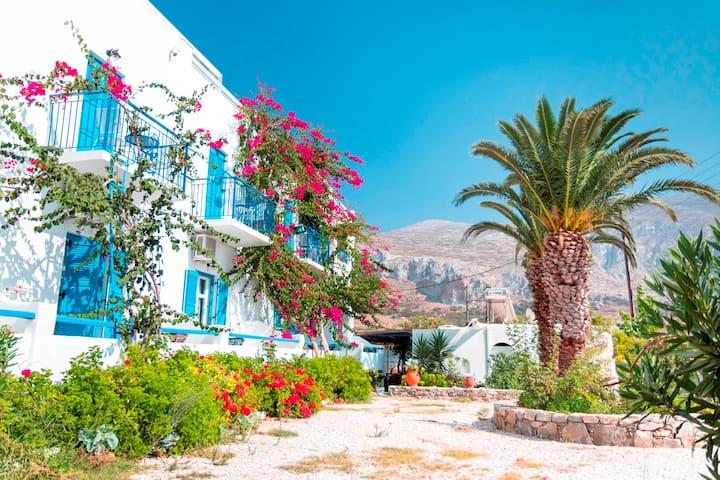 Aegiali Beach 2 Pax Room, Amorgos