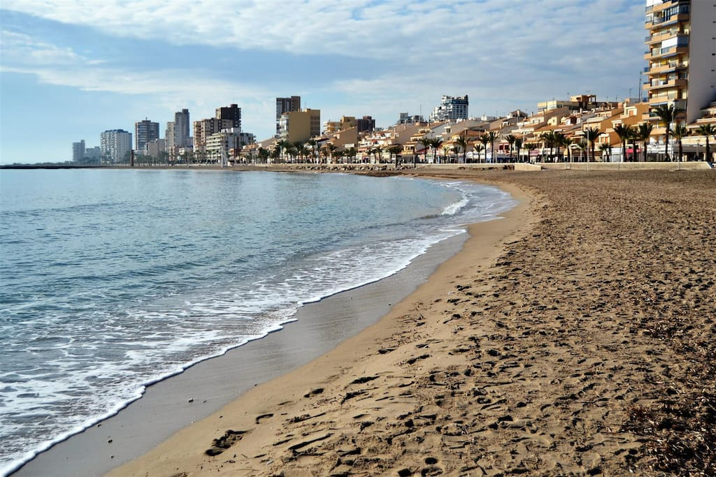 playa de Campello