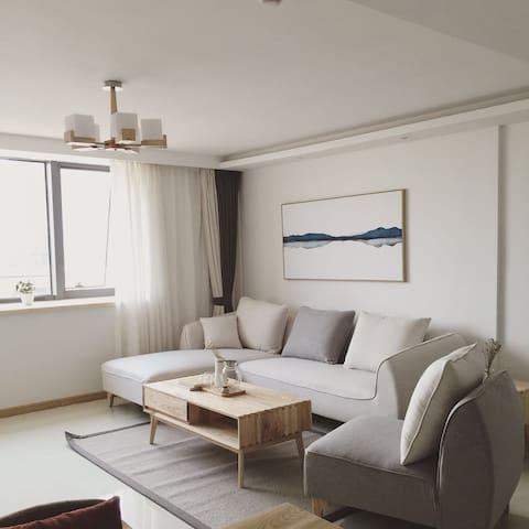 MM' s Home 无印风海景公寓 - Xiamen - Wohnung