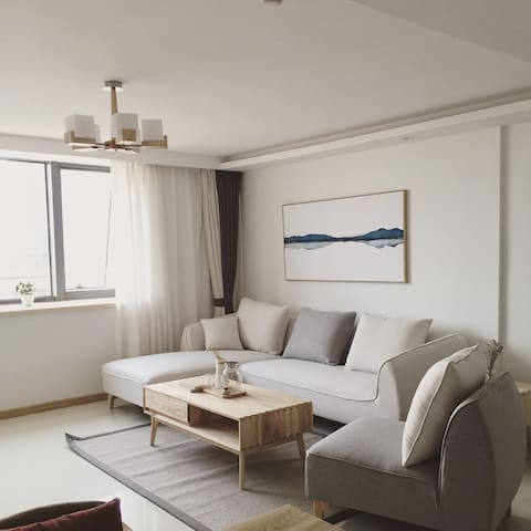 MM' s Home 无印风海景公寓 - Xiamen - Flat