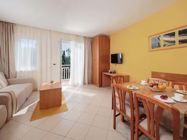 2-room apartment 37 m² Katoro for 5 persons