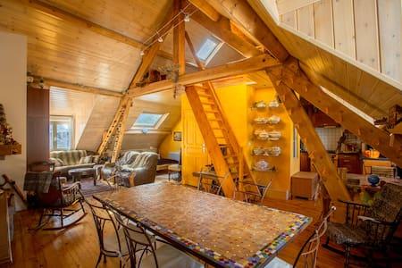 Chambres d'hôtes Nevada à Saint-Lary Soulan - Bed & Breakfast