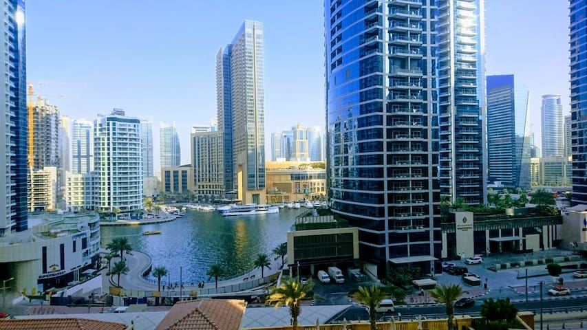 Large ensuite bedroom in JBR, near Dubai Marina