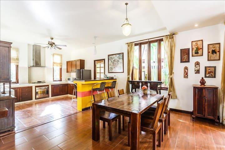 3 bedroom private pool villa in Kamala - Nakathani - Kamala - Villa