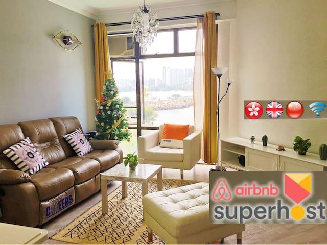 Budget❤Sea Condo❤Double room rent 30day+