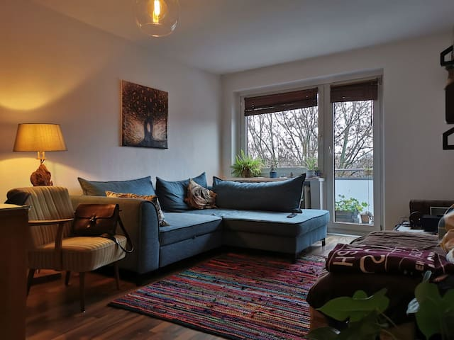 Cozy Apartment in the Center of Hamburg