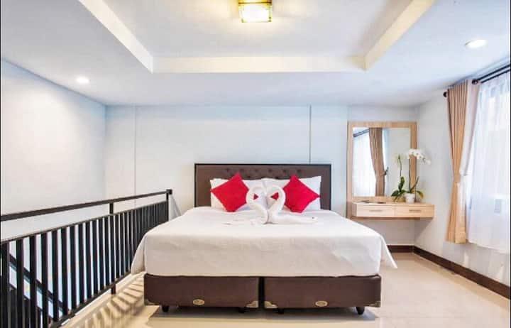 Legian Apartment #1/ DoubleBed-RO/ 2 Guest