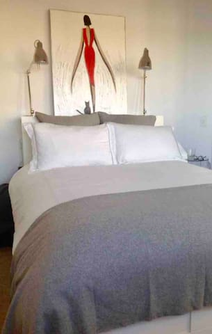 Lovely quite apartment between CBD & Airport