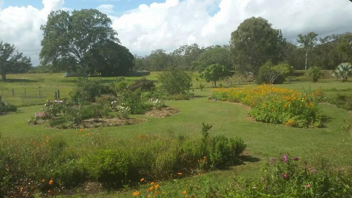 Sanctuary farm  a tranquil place set on 200 acres