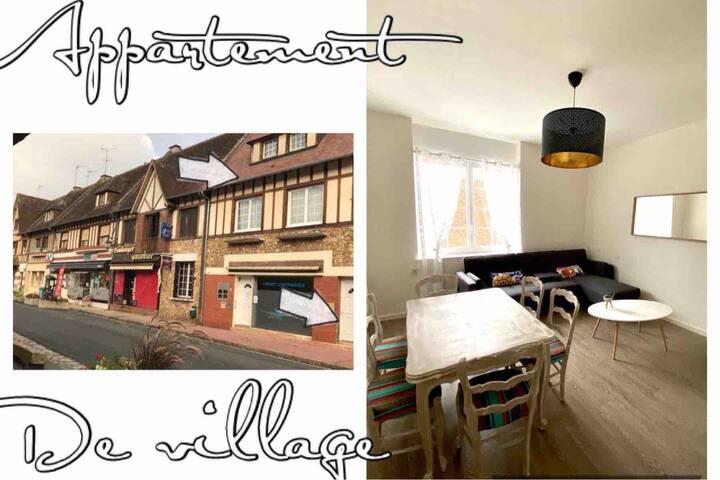 Appartement de village dans l Eure