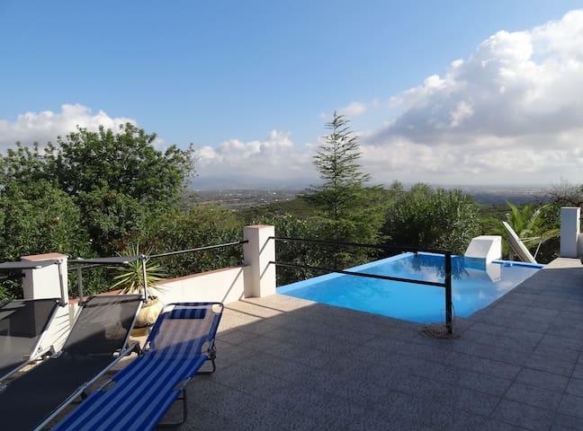 Casa Swanfinca with pool! - Amposta - วิลล่า