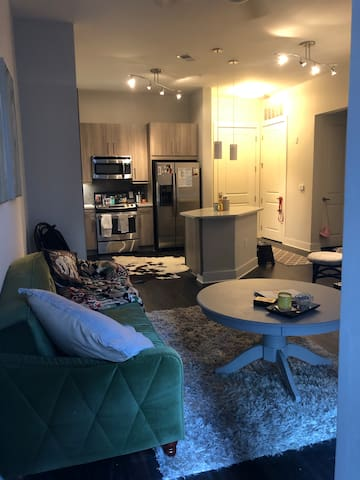 Apartment in walking distance to Uptown CLT.