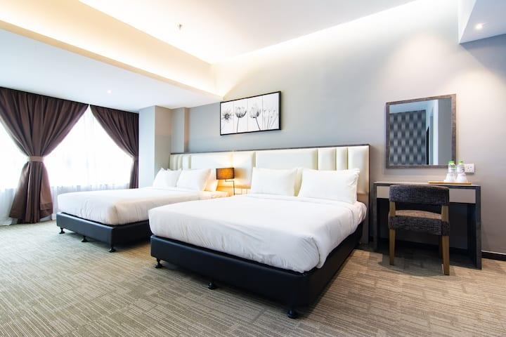 Modern Luxury Suite <Heart Of Johor City>