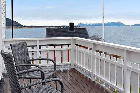 10 persoons vakantie huis in Haramsøy