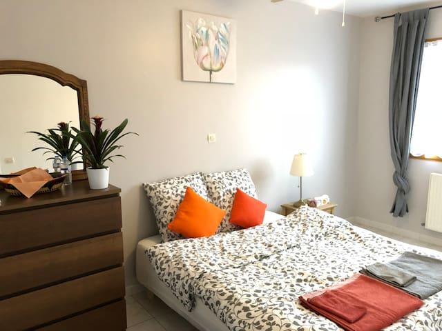 Chambre dans quartier calme de Meyzieu