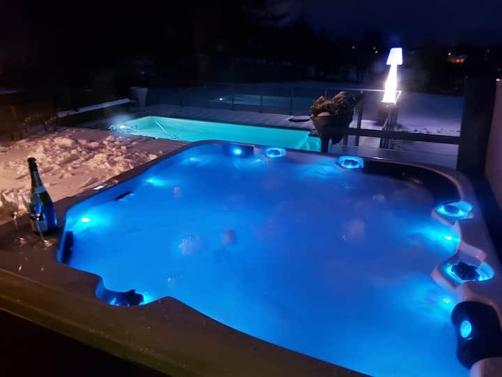 Suite villa Hockai pool&spa
