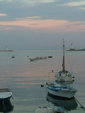 Gargano, casa con giardino - spiaggia a pochi min