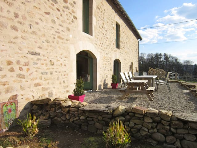 Les 5 petits lapins - Bar - Bed & Breakfast