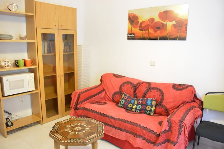 Cozy room for two. Wifi - Madrid - Bed & Breakfast