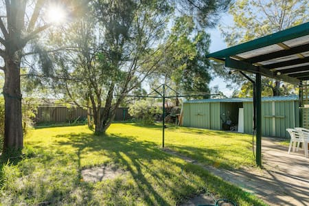 Gorgeous bedroom near Mount druitt - Whalan