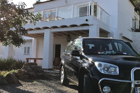 Perfect Rustic house with sea view! - Sant Carles - Haus