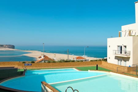 Holiday Apartment Panoramico for 6 persons in Foz do Arelho