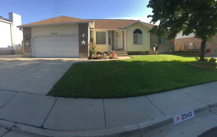 Homey stay/quiet neighborhood