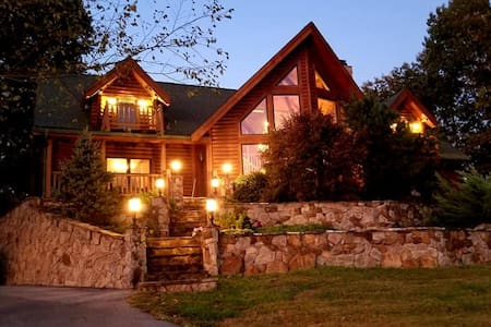 Enchanted Forest Luxury Cabin