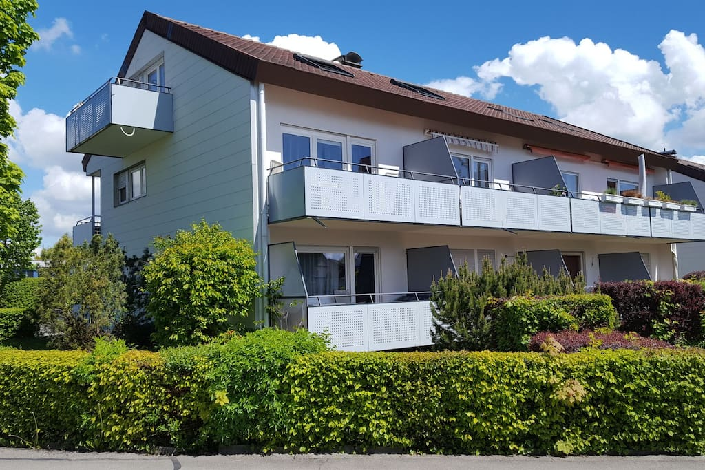 Gem tliche bodensee wohnung in lg apartments for rent in for Bodensee apartment