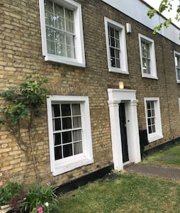 Double Room in Georgian mews house, Central London - London - Haus