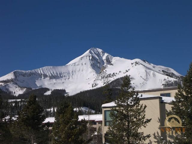 Big Sky Mountain Village Condo - Big Sky - Condominium