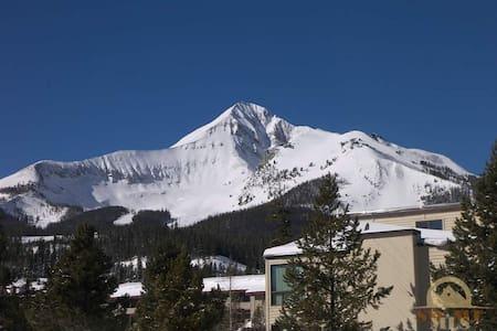 Big Sky Mountain Village Condo - Big Sky - Συγκρότημα κατοικιών