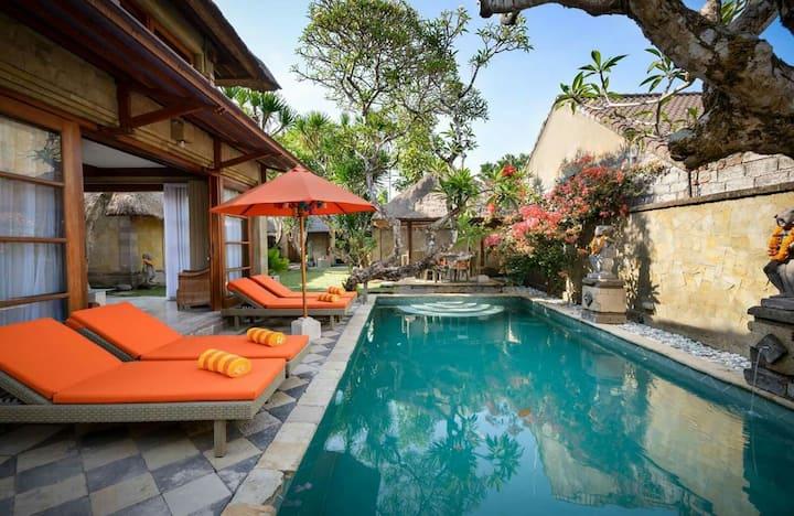 Villa by the Sea Sanur/Pasir suite