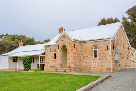 Council Chambers, Bungaree Station, Clare Valley